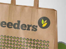 seeders-Supermarkt-Tüte